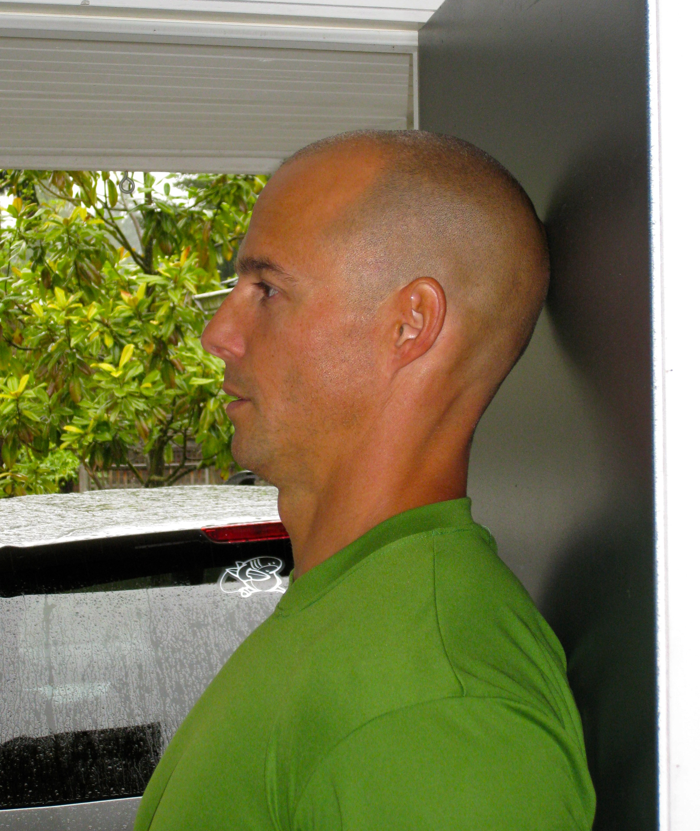 Exercises for the neck. Health of the neck and spine 57