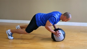 Province Dynamic Ball Pushup