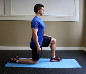 Ski Hip Flexor